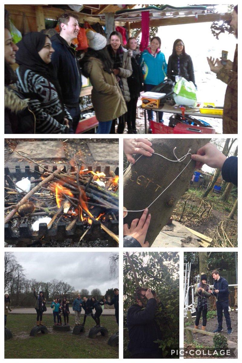 outdoor learning sessions