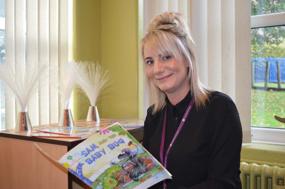 Mrs Rowley - Teaching Assistant